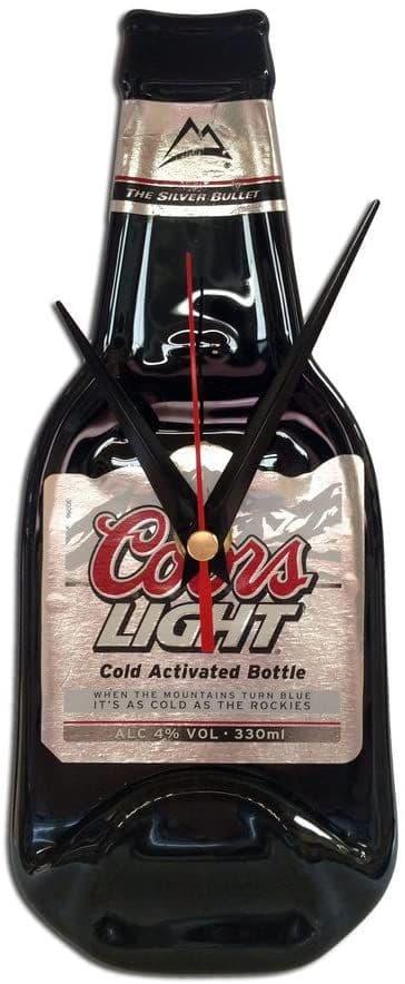 BottleClocks Coors Wall Clock