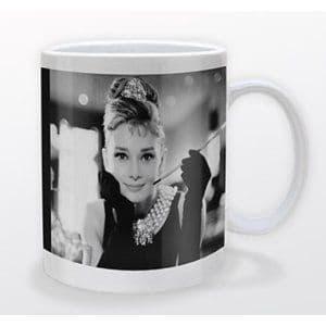 Breakfast At Tiffany's Holly Golightly Mug