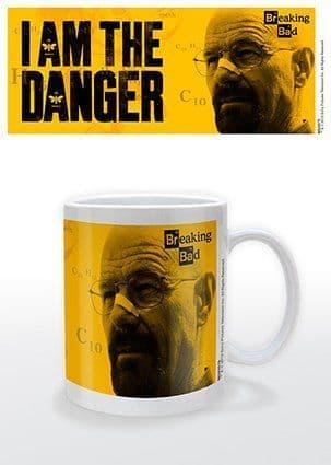Breaking Bad I Am The Danger Ceramic Mug