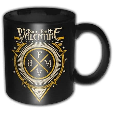 Bullet For My Valentine Ceramic Mug