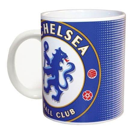 Chelsea Halftone 11oz Mug