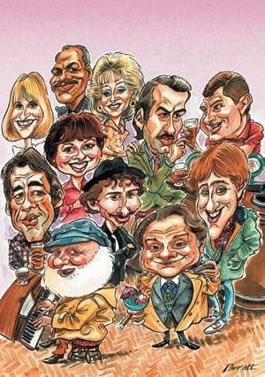 Comedy Legends Lovely Jubbly 1000 Piece Deluxe Jigsaw Puzzle