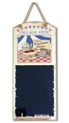 Cream Teas Kitchen Memo Chalkboard