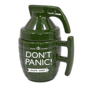 Dad's Army Grenade Mug