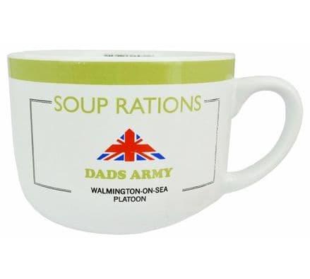 Dad's Army  Soup Mug