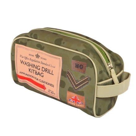 Dad's Army Washing Drill Kitbag