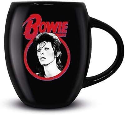 David Bowie Oval Mug