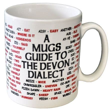 Dialect - Devon Ceramic Mug