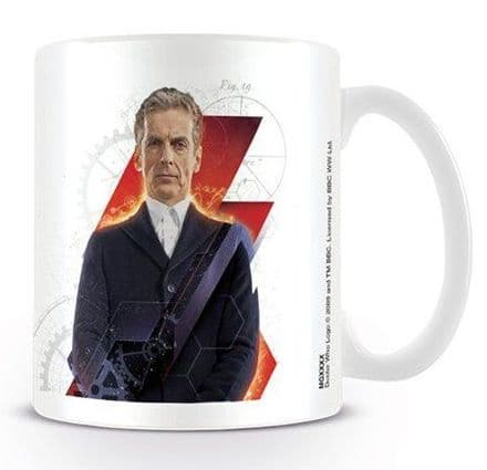 Doctor Who 12th Doctor Mug