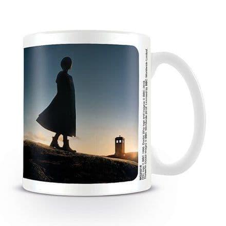 Doctor Who 13th Doctor New Dawn Mug