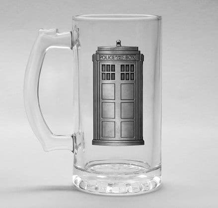 Doctor Who Glass Stein