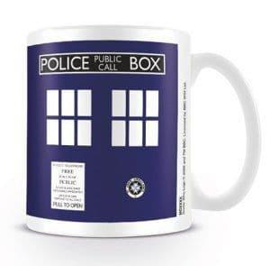 Doctor Who (Tardis) Ceramic Mug