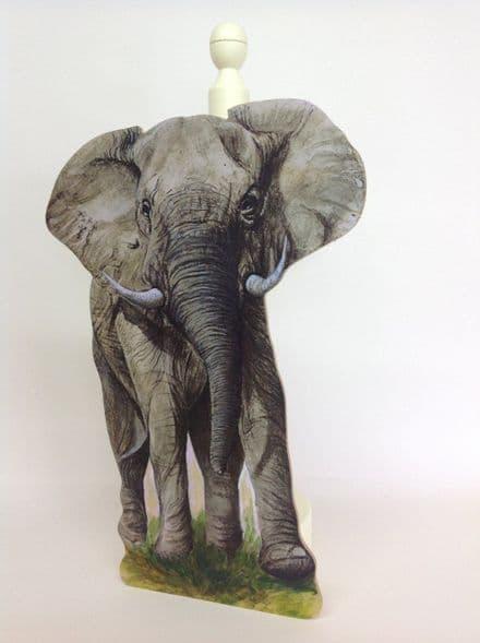 Elephant Spare Kitchen Roll Holder