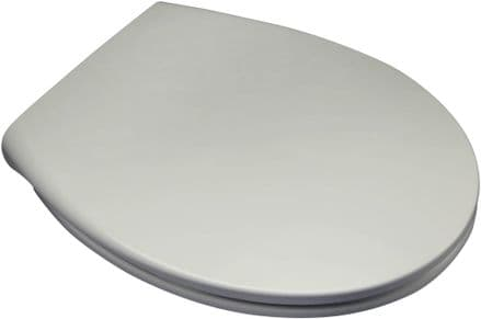 Euroshowers White Varde One Quick Release & Soft Closing Toilet Seat