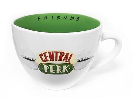"""Friends """"Central Perk""""  22oz/630ml Ceramic Coffee Mug"""