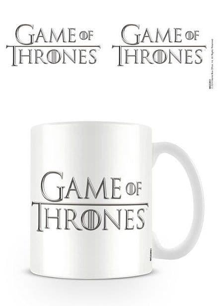 Game Of Thrones Logo Ceramic Mug