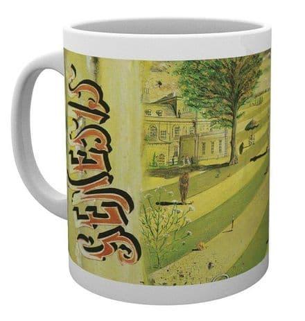 Genesis Nursery Cryme Ceramic Mug