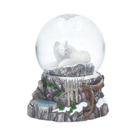 Guardian of the North Snowglobe (Lisa Parker) 14.5cm