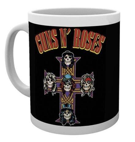 Guns N Roses Appetite Ceramic Mug