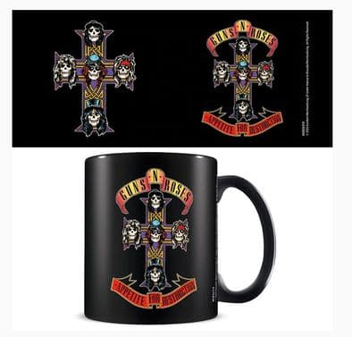 Guns N Roses Appetite For Destruction Mug