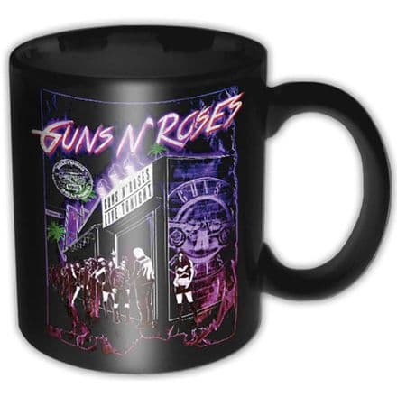 Guns N' Roses Boxed Standard Mug: Sunset Boulevard