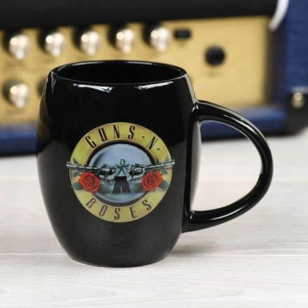 Guns N Roses (Bullet Logo) Oval Mug