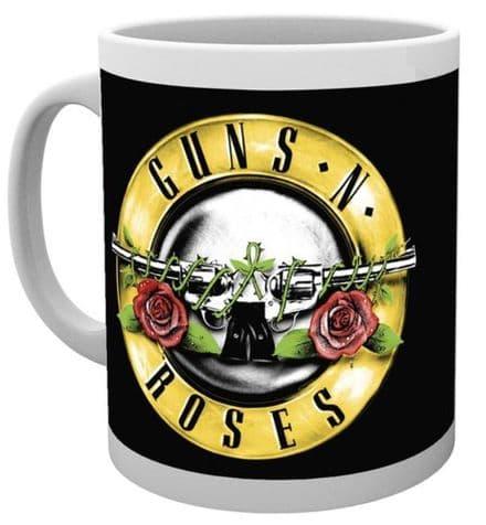 Guns N Roses Logo Ceramic Mug