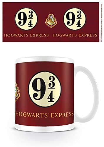 Harry Potter Platform 9 3/4 Hogwarts Express Ceramic Mug