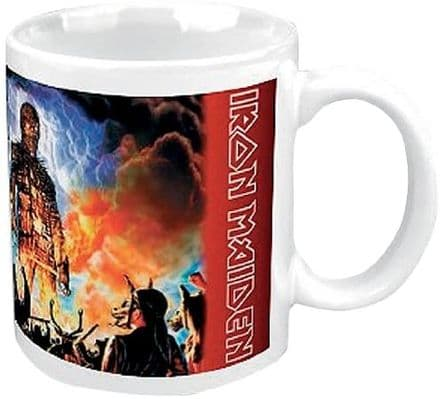 Iron Maiden Wicker Man Boxed Mug