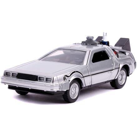Jada Back To The Future 1:32 DeLoreon JAD30541