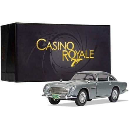 James Bond - Aston Martin DB5 - Casino Royale - Corgi CC04313
