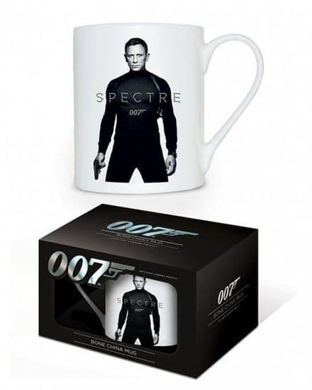 James Bond Spectre Bone China Mug