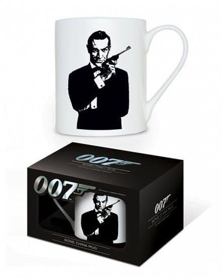 James Bond (The Name Is...) Bone China Mug