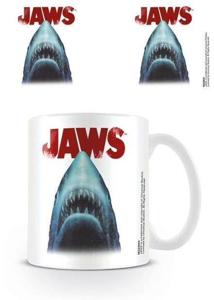 Jaws Shark Head Coffee Mug
