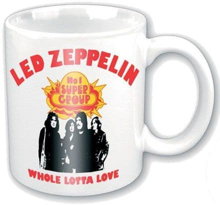 Led Zeppelin Ceramic Mug