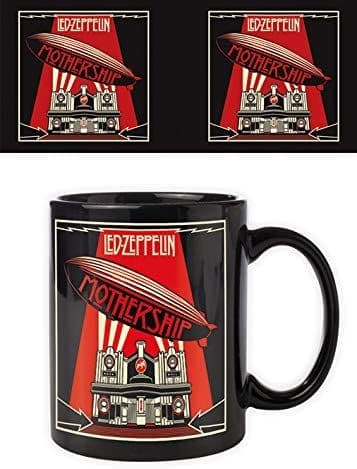 Led Zeppelin Mothership  Mug