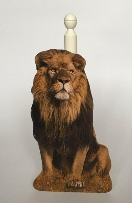 Lion Spare Kitchen Roll Holder