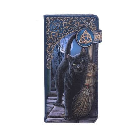 Lisa Parker A Brush With Magick Embossed Purse 18.5 cm