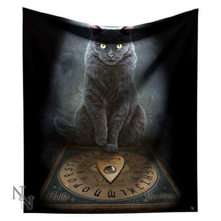 Nemesis Now Lisa Parker His Master's Voice Fleece Throw / Blanket