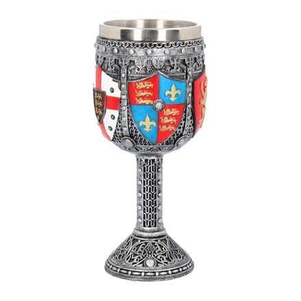 Nemesis Now Medieval English Goblet 17cm
