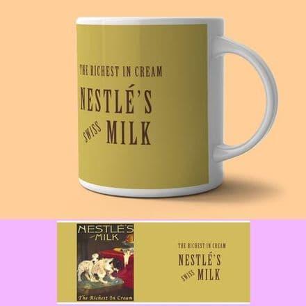 Nestle's Milk Mug