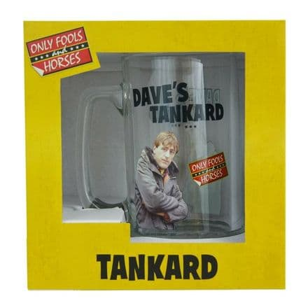 Only Fools & Horses Dave's Beer Tankard in Gift Box