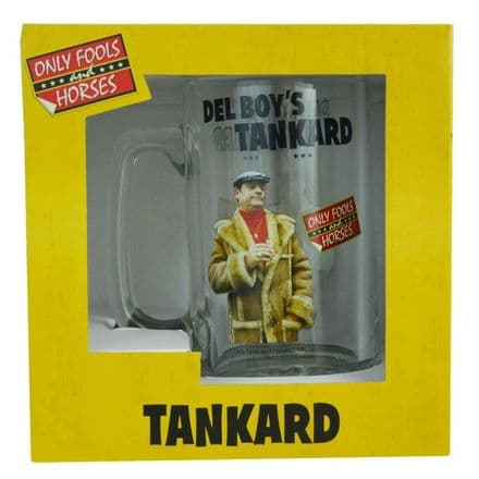 Only Fools & Horses Del Boy's Beer Tankard in Gift Box