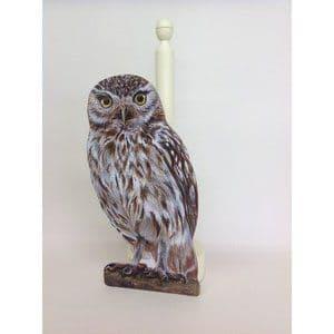 Owl Spare Kitchen Roll Holder