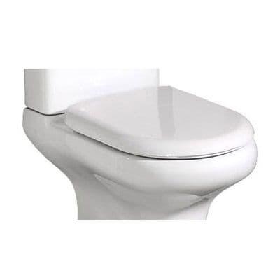 RAK Compact Soft Close Wrap Over Urea Toilet Seat