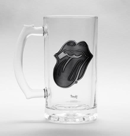 Rolling Stones Glass Stein