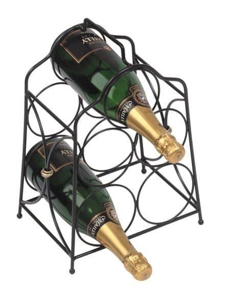 RTA Castello 5 Bottle Wine Rack