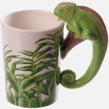 Shaped Handle Mugs