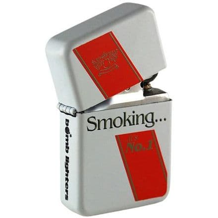 Smoking... It's No.1 Lighter