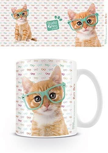 Studio Pets Ray Ben Ceramic Mug